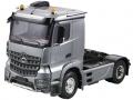 Miscellaneous All 1/14 Heavy Duty Semi Trailer Truck (Body Shell only) by Hercules Hobby