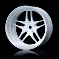 Miscellaneous All FB Wheel (+11) (4) White by MST