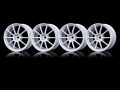 Miscellaneous All RS II Wheel (+3) (4) White by MST