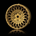 Miscellaneous All 501 Wheel (2) Gold by MST