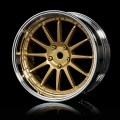 Miscellaneous All 21 Offset Changeable Wheel Set (4) Gold by MST