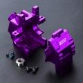 MST FXX-D FXX Aluminum Rear Gear Box Purple by MST