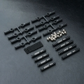 MST CMX CMX Aluminum Link Set (242MM) Black by MST