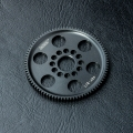 Miscellaneous All 48P Spur Gear 87T (Machined) Black by MST