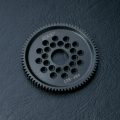 Miscellaneous All 48P Spur Gear 92T (Machined) Black by MST