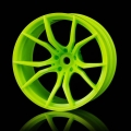 Miscellaneous All FX Wheel (+11) (4) Green by MST