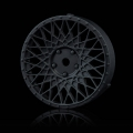 Miscellaneous All 501 Wheel (2)  Flat Black  by MST