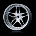 Miscellaneous All FB Wheel (+11) (4) Silver by MST