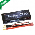 Miscellaneous All Gens Ace 5000mAh 7.4V 50C 2S1P HardCase Lipo Battery Pack 10#  by Gens Ace