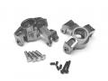 Axial Yeti XL Aluminum Steering Knuckle Set (2) Gun Metal by Team Raffee Co.