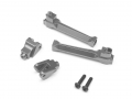 Axial Yeti Aluminum Anti-Sway Bar Arms - 1 Pair Gun Metal by VIM