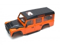 Miscellaneous All Defender Station Wagon 1/10 Hard Body D110 by Team Raffee Co.