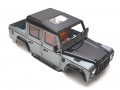 Miscellaneous All Defender Pickup Truck 1/10 Hard Body D110 by Team Raffee Co.