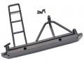 Team Raffee Co. TRC-D90 Rear Bumper w/ Ladder and Tire Holder for TRC Defender D90/D110 Wagon by Team Raffee Co.