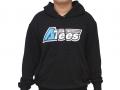 Miscellaneous All ATees Teamwear Long Sleeve Hoodie Sweatshirt XL Black by ATees