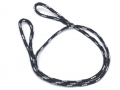 Miscellaneous All Scale Accessories - Tow Rope 400mm (1) by Team Raffee Co.