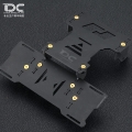 Miscellaneous All Aluminum Battery Plate Matt for Crawlers Black by Team DC
