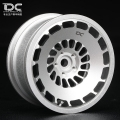 Miscellaneous All Drift CCV Rim Set + 6 offset Silver (2 pcs) by Team DC
