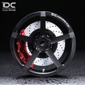 Miscellaneous All Drift ZP 06 Rim Set + 6 offset Black (2 pcs) by Team DC