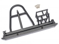 Miscellaneous All Rear Swing Spare Wheel Carrier w/Fuel holder For TRC Defender D90/D110 Wagon by Team Raffee Co.