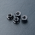 MST RMX-D Wheel Nut M4 (4)  by MST