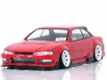 Miscellaneous All 1/10 Nissan Silvia S14 Late Model / Origin Labo Lexan Body by Pandora RC