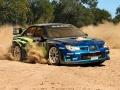 MST XXX Rally XXX 1/10 RC 4WD RTR Rally Car (2.4G) Subaru Impreza WRC 07  by MST
