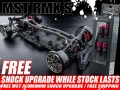 MST RMX S RMX S 1/10 High Performance RWD Drift Car Kit and Free MST Aluminum Shock Upgrade by MST
