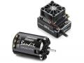 Miscellaneous All 1/10 V3.1 Combo :XERUN-V10-17.5T-BLACK-G2  Motor  with XR10 PRO ESC Black by Hobbywing