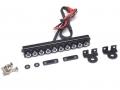 Miscellaneous All 10 Super-Bright LED Light Bar for 1/10 Crawler 6V-12V by Team Raffee Co.