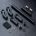 MST CMX Aluminum Steering Link Black by MST