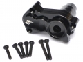 Axial RR10 Bomber Aluminum Second Reduction Gearbox Transfer Case Black by Boom Racing