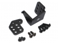 Miscellaneous All Aluminum High Clearance Motor Mount for Defender D90/D110 & RC4WD Gelande II Black by Boom Racing