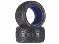 Miscellaneous All Electron 2.2 MC (Clay) Off-Road Buggy Rear Tires by Pro-Line Racing