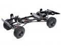 Team Raffee Co. Defender D110 ARTR Assembled Crawler 1/10 ARTR Assembled Chassis for Defender D110 Body With Cast Axle by Team Raffee Co.