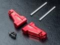 MST RMX 2.0 RMX 2.0 Aluminum Upper Arm Set Red by MST