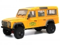 Miscellaneous All 1/10 ARTR Assembled Chassis w/ TRC Defender Station Wagon Hard Body D110 by Boom Racing