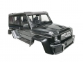 Miscellaneous All Benz G-Class 4-Door Hard Body 313mm w/ Front & Rear Roof Spoilers by Team Raffee Co.