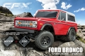MST 1/10 CFX CFX 1/10 4WD High Performance Off-Road Car KIT Ford Bronco Body w/ ESC & Motor by MST