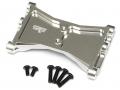 Traxxas TRX-4 Aluminum Rear Chassis Cross Member Silver by Team Raffee Co.