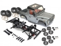 Miscellaneous All 1/10 ARTR Defender D90 Pickup Assembled Chassis With TRC Raffee Hard Body by Boom Racing
