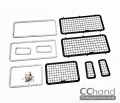 RC4WD Gelande II D90/D110 D90 Windows Guard (All Set) by CChand