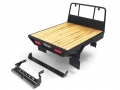 CChand Miscellaneous All LC70 - Wood Rear Bed (+Mud Flaps)