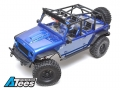 Traction Hobby Cragsman 1/8 RTR Crawler (Rubicon Clear Body) by Traction Hobby