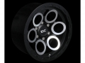 Miscellaneous All 2.2 Aluminum Beadlock Wheel Magnus Style for RC Crawler (2) by Team DC