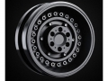 Miscellaneous All 2.2 Aluminum Beadlock Wheel Armory Style for RC Crawler (2) by Team DC