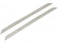 Traxxas TRX-4 Metal  Side Step Diamond Plate (2) by Team DC