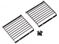 Traxxas TRX-4 Metal Front Lamp Guard for TRX-4 (2) by Team DC