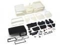 Team Raffee Co. Miscellaneous All 5 Door Rubicon Hard Body for 1/10 Crawler 313mm Kit Version White