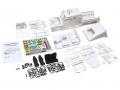 Team Raffee Co. Miscellaneous All Defender 6x6 Pickup Truck Hard Body Kit - 1 Set